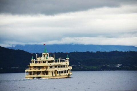 洞爺湖遊覧船