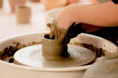 ニセコで陶芸体験